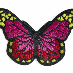 2001.00103 butterfly pink patch
