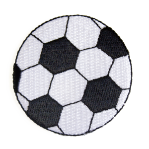 7900131001 football black patch
