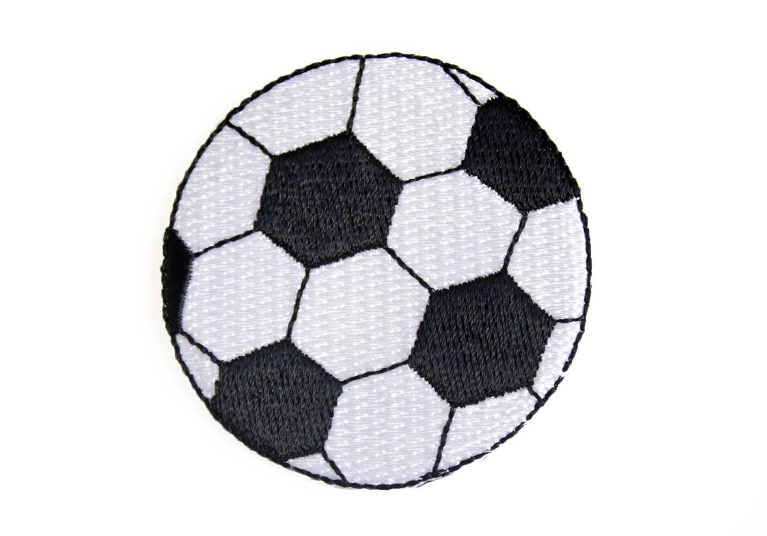 FOOTBALL PATCH BLACK
