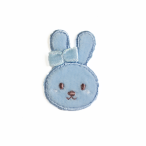 79A91967A baby rabbit blue