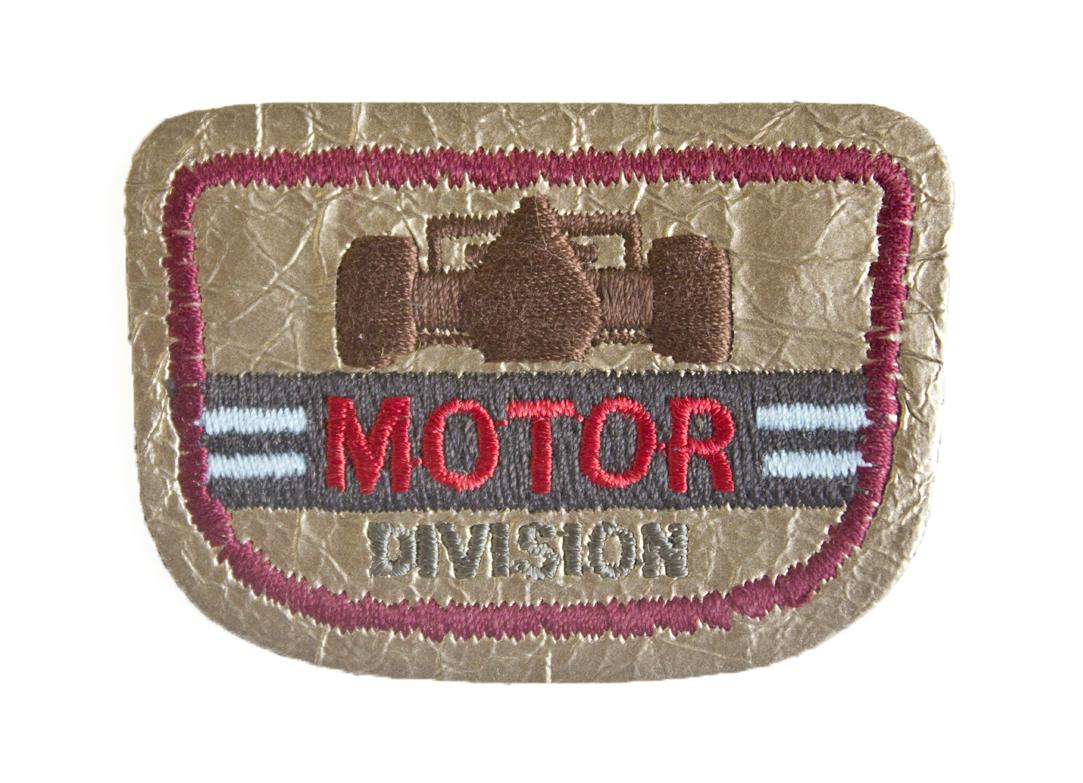 MOTOR RACECAR PATCH