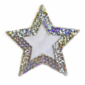 79SQ4018A star with sequins