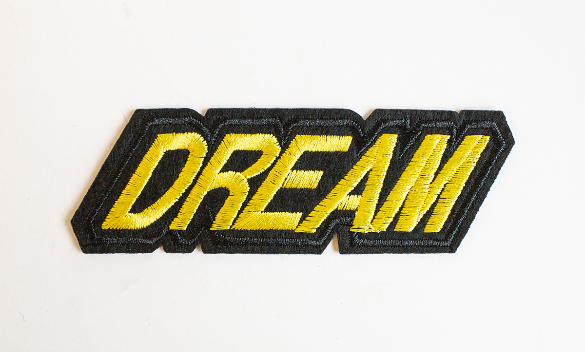 RETRO DREAM PATCH