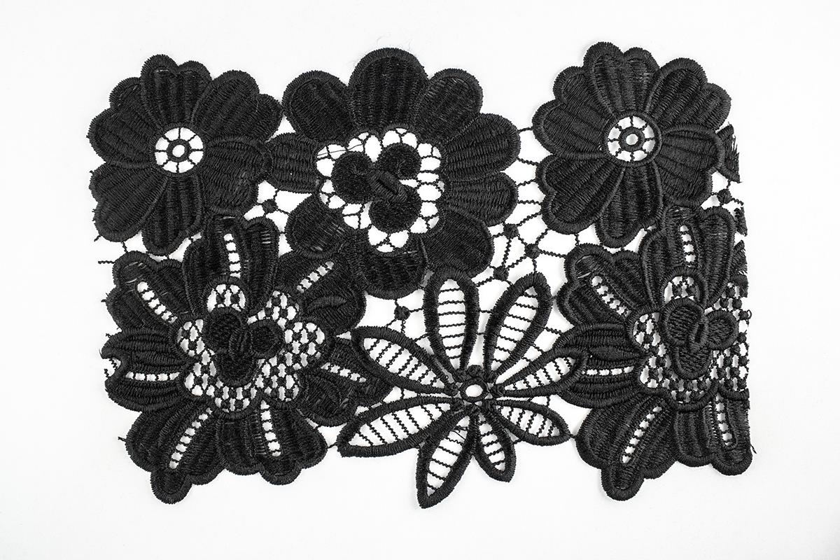 FLOWER LACE 16 CM – 2 COLORS