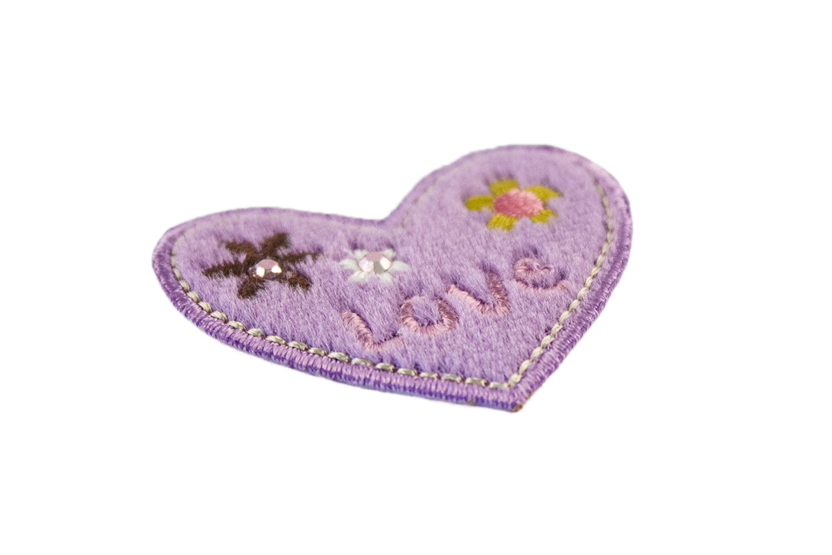 "PURPLE HEART ""LOVE"""