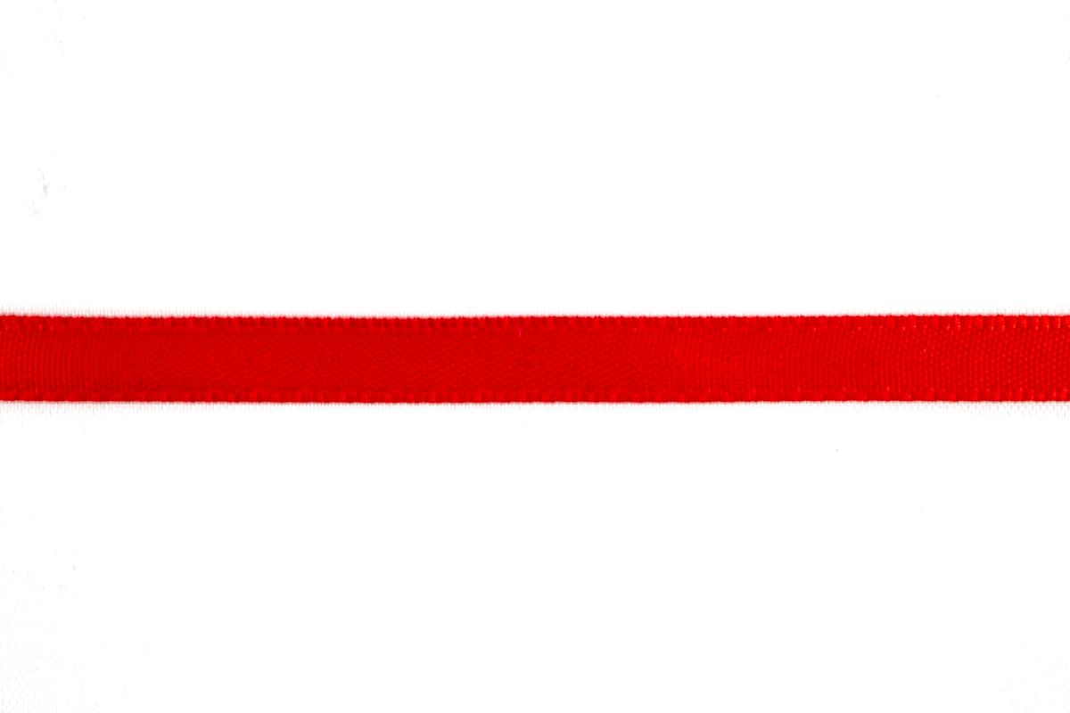 SATIN RIBBON – RED