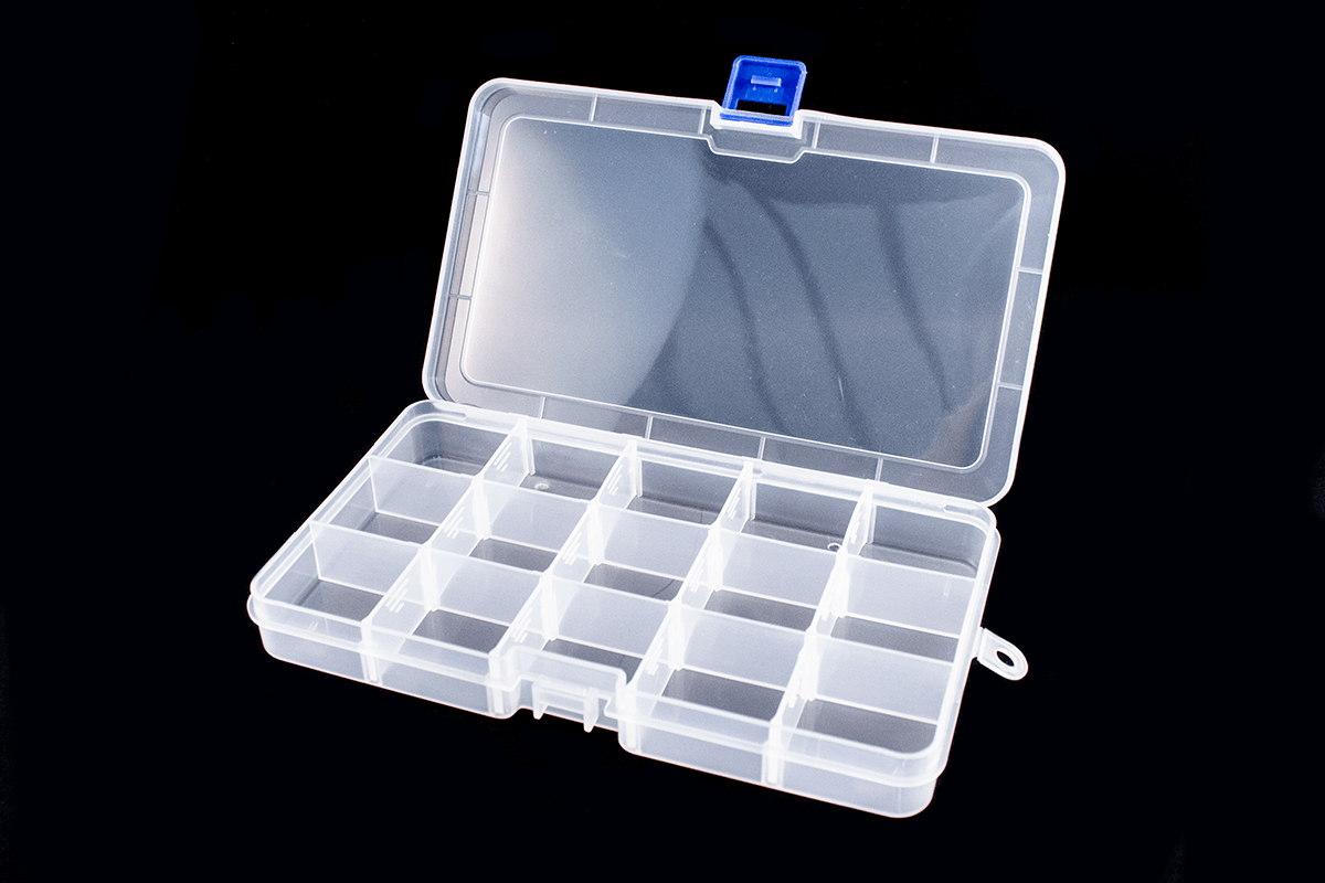PLASTIC BOX – SMALL