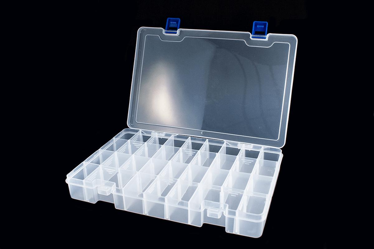 PLASTIC BOX – LARGE