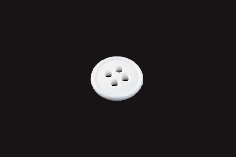 4 HOLE BUTTON – 13 MM